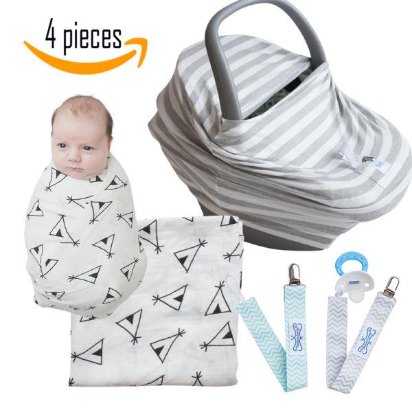 baby shower gift bundle